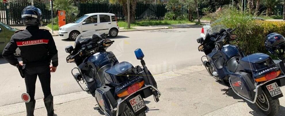 Beccato per la seconda volta alla guida senza patente, denunciato un uomo