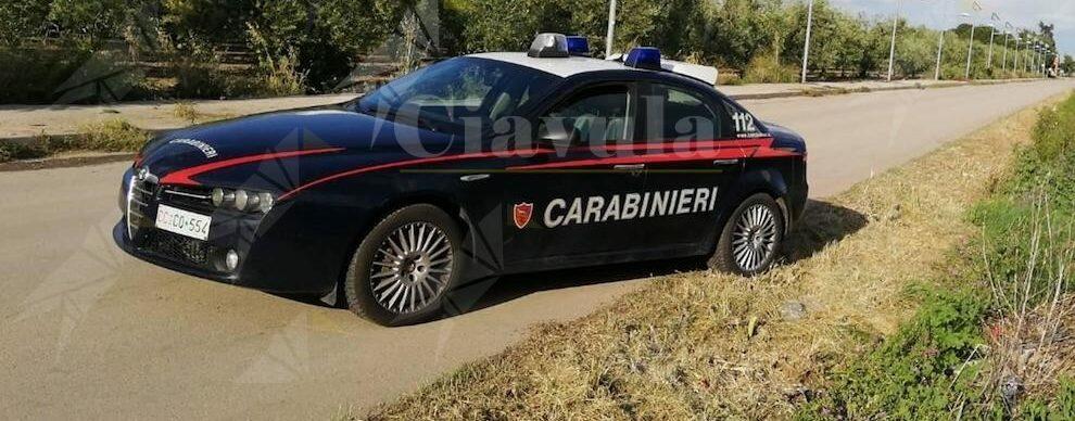 Rubano due Jaguar ma cadono nella trappola dei carabinieri