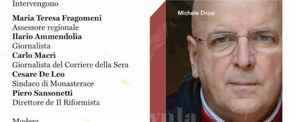 """A Siderno la presentazione del libro """"Mario Oliverio, la sfida riformista di un Presidente scomodo"""""""