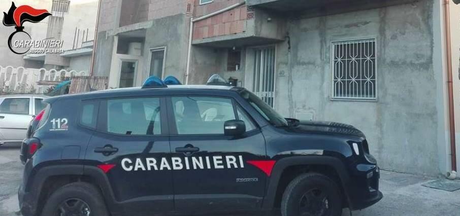 I carabinieri trovano dell'esplosivo e un'arma  a Ciminà
