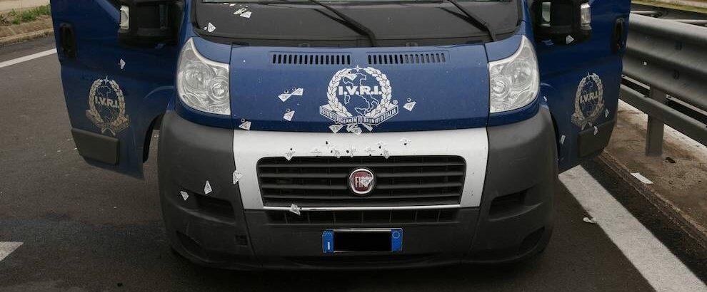 Assalto ad un furgone portavalori: incastrato dal DNA noto pregiudicato