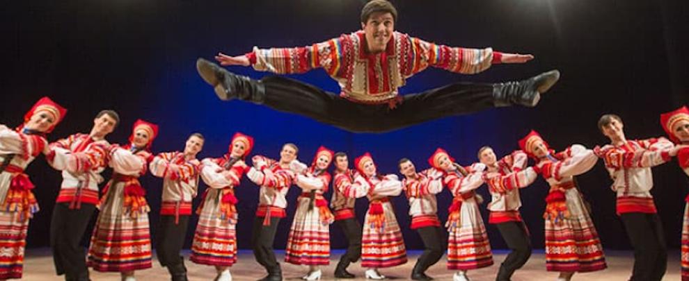 Il balletto russo sbarca all'auditorium di Caulonia