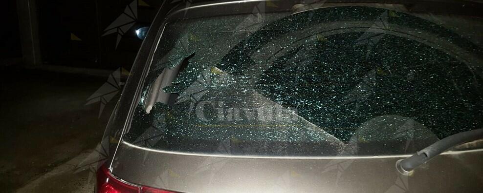 Caulonia: danneggiata l'automobile del consigliere comunale Franco Cagliuso