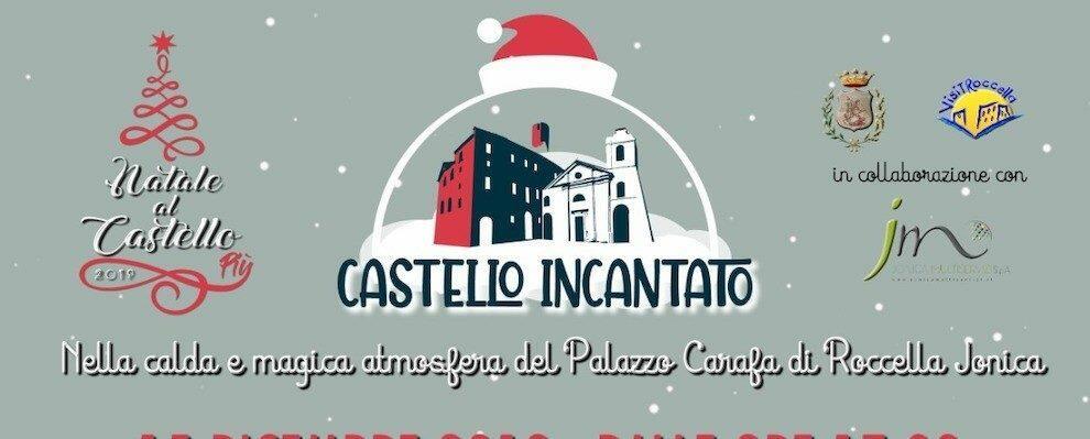 Spettacoli di magia, teatro dei burattini e cantastorie vi aspettano al Castello Incantato di Roccella