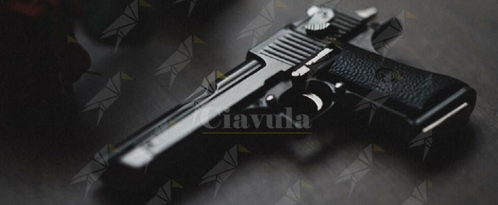 Ritrovata una pistola ad Ardore