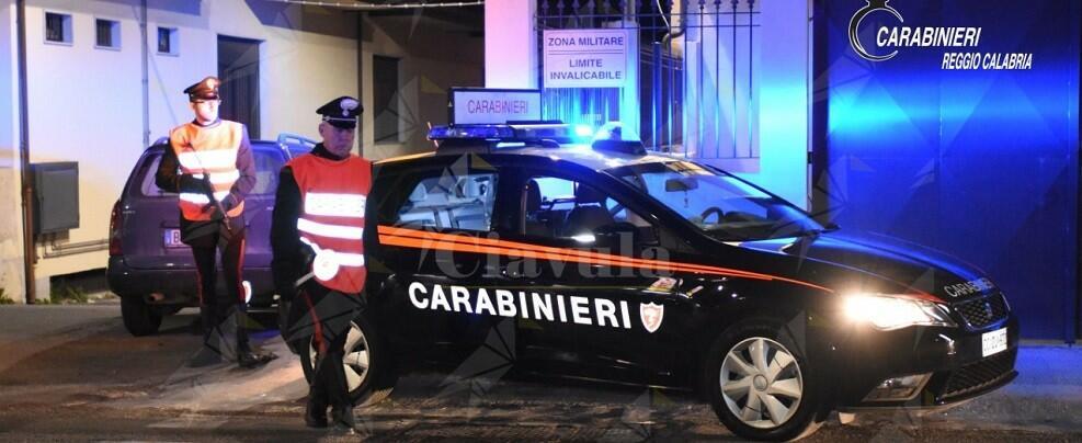 Gioia Tauro: i carabinieri arrestano 5 persone