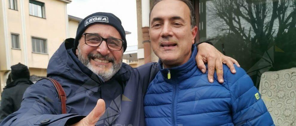 L'ex assessore cauloniese Napoli esulta per l'elezione di Giannetta (Forza Italia)