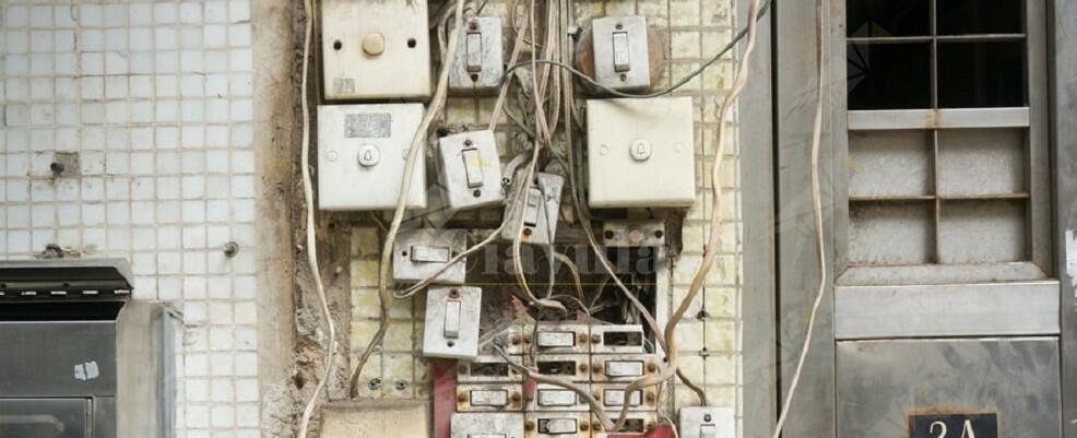 Denunciato un uomo per furto di energia elettrica