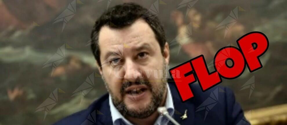 Riace: Piazza vuota per Salvini ma la Bestia la fa sembrare piena. Il video di Ciavula che li sbugiarda