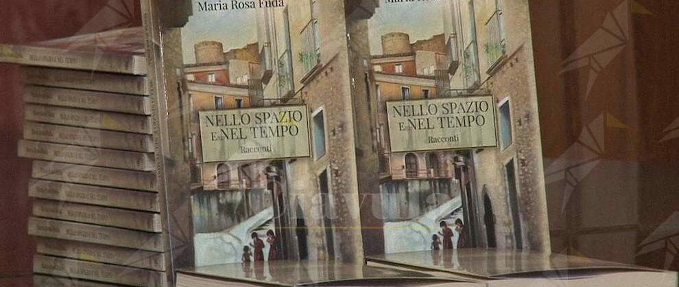 """""""Nello spazio e nel tempo"""": il nuovo libro di Maria Fuda presentato a Gioiosa Ionica"""