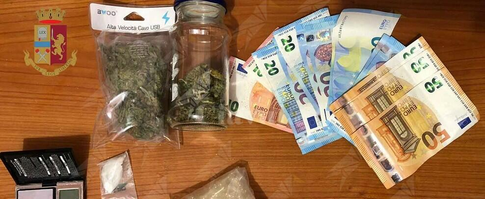 Spacciava marijuana, arrestato 28enne
