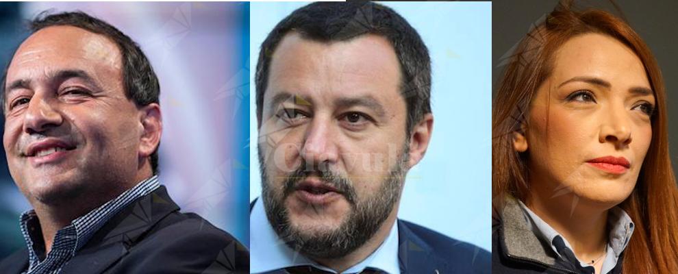 Domani ci saranno due Riace. In marina l'odio sparso da Salvini, nel borgo l'umanità di Lucano e Cristallo