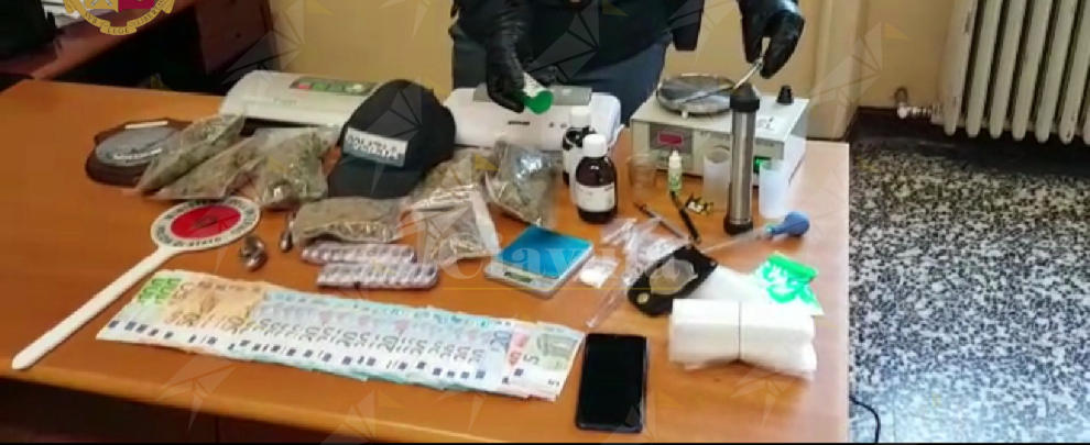 Sequestrate sigarette elettroniche con tracce di marijuana