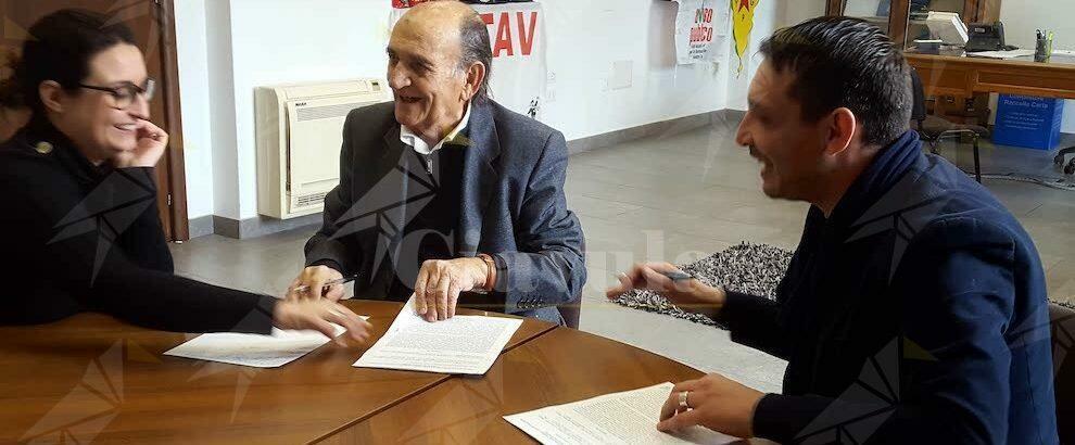 Firmato protocollo d'Intesa tra la Fondazione Lanzino e il comune di Cinquefrondi