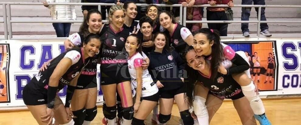La Sensation Profumerie Gioiosa vola in semifinale di Coppa Calabria