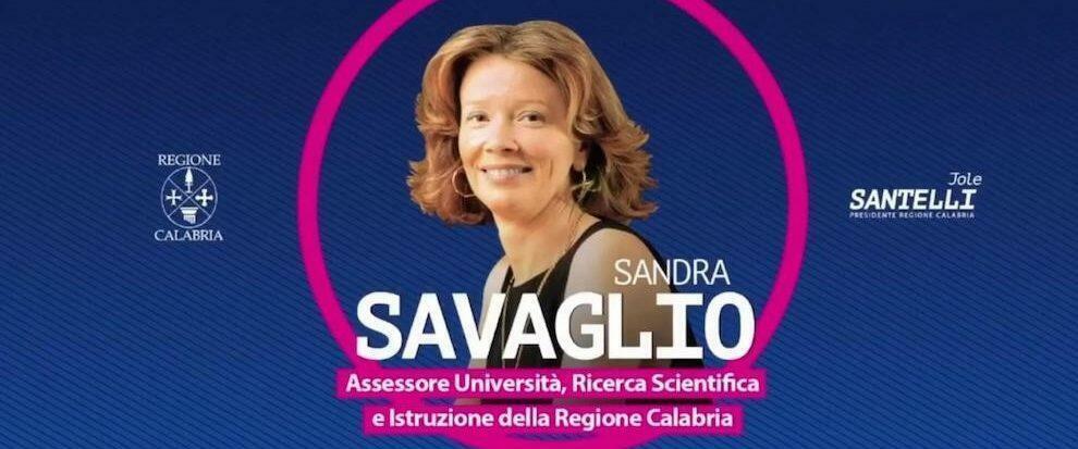 Sandra Savaglio, astronoma e astrofisica, nominata assessore a Università, Ricerca e Istruzione