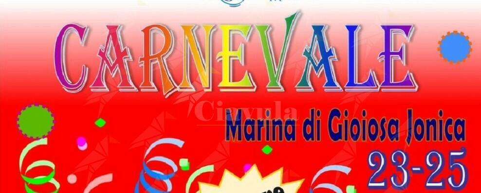 Tutto pronto per il carnevale di Marina di Gioiosa Ionica