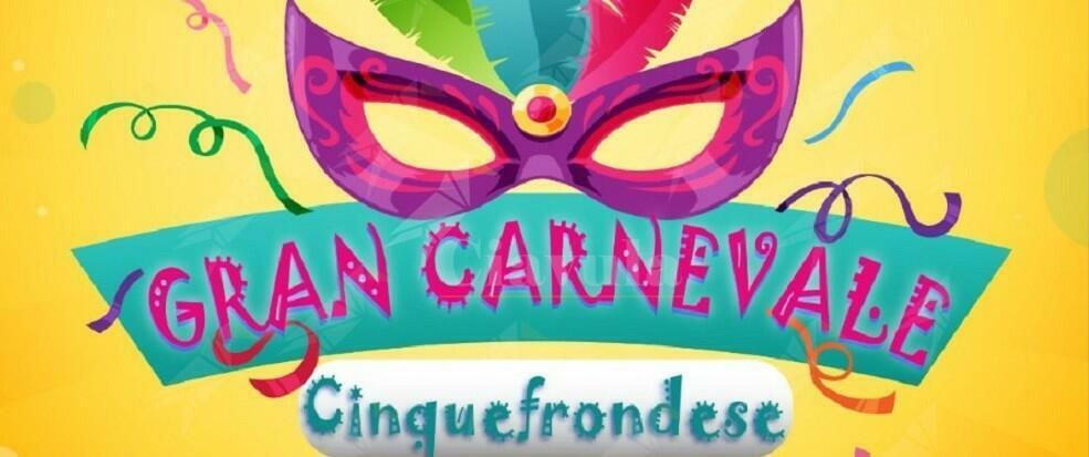 """Grande attesa per la quarta edizione del """"Gran Carnevale Cinquefrondese"""""""