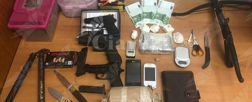 Traffico di cocaina: 5 persone arrestate