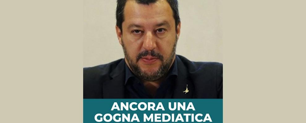 Salvini mette alla gogna un ragazzo con problemi psicologici