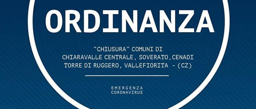 Allarme Coronavirus: chiusi altri 5 comuni in Calabria, troppi contagi
