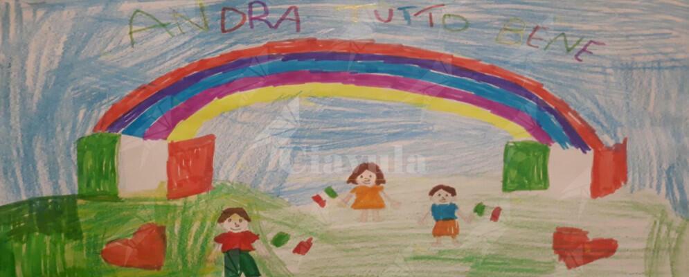 Gli arcobaleni per #abbracciamolasperanza