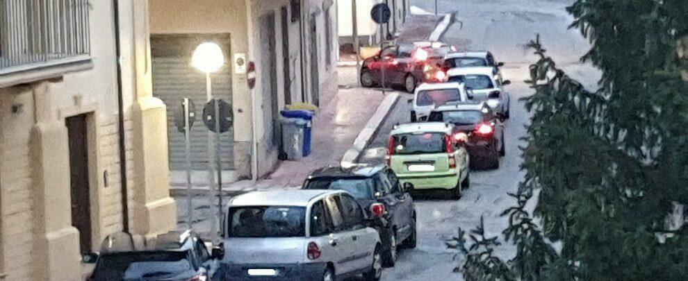 File a Gioiosa Ionica per il carburante. Davvero necessario per tutti?