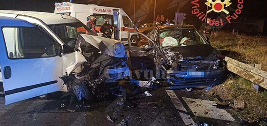 Calabria: pauroso incidente sulla SS 106