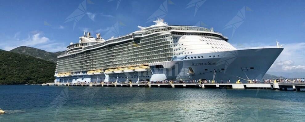 Coronavirus: bloccata nave Costa Fortuna in Thailandia