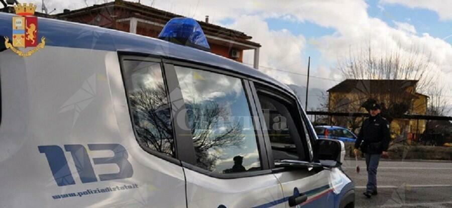 Continuano i controlli della polizia per il contenimento della diffusione da Covid-19, 7 persone denunciate