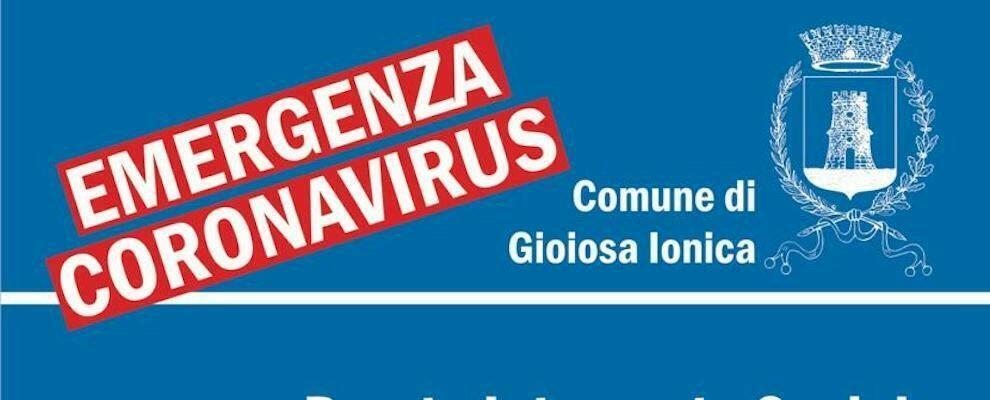 Gioiosa Ionica sospende il pagamento dei tributi locali fino al 31 maggio