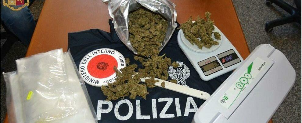 Spaccio di droga a minori, tre arresti in Calabria