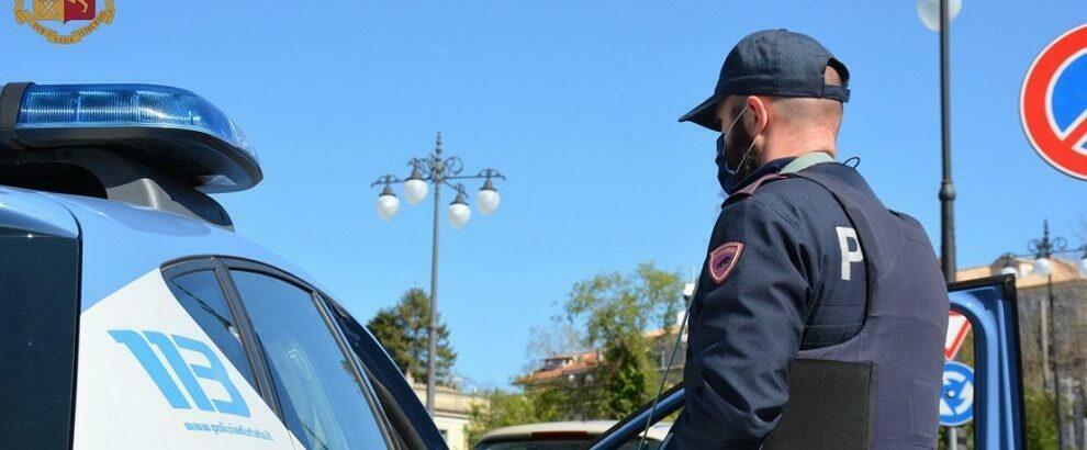 Sorpresi in strada senza un motivo, 30 persone denunciate in Calabria