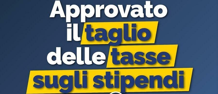 Il governo Conte aumenta le buste paga ai lavoratori italiani
