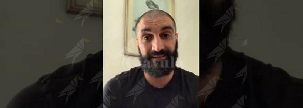 """Francesco Cosenza: """"Anche il terzo tampone è negativo"""""""