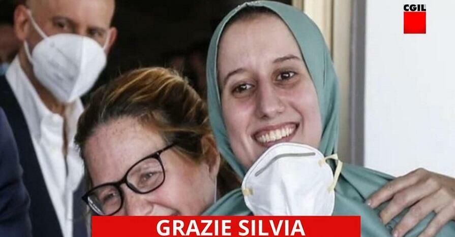 Maurizio Landini: cara Silvia grazie