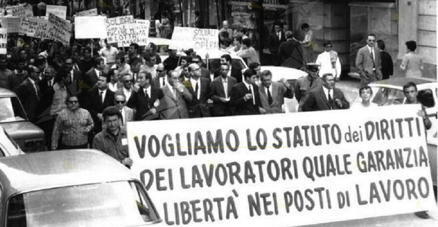 Lo statuto dei lavoratori compie 50 anni!