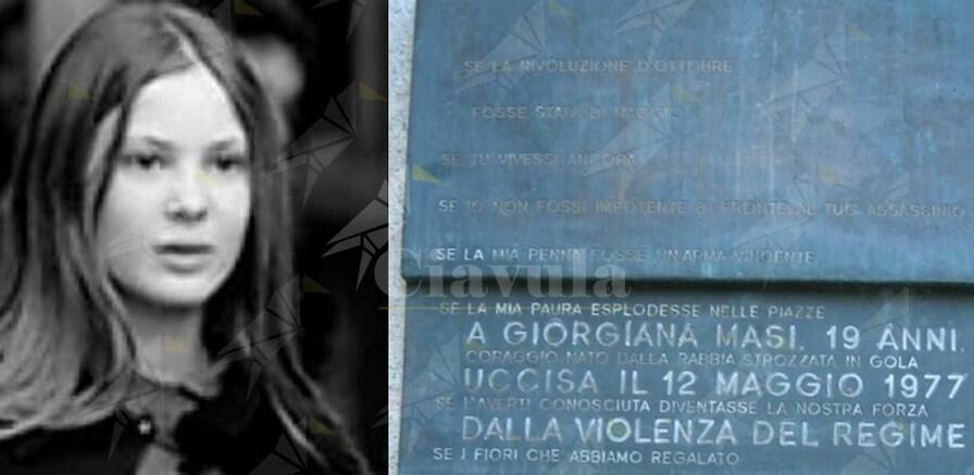 A Giorgiana, assassinata a 18 anni: noi sappiamo chi è stato!