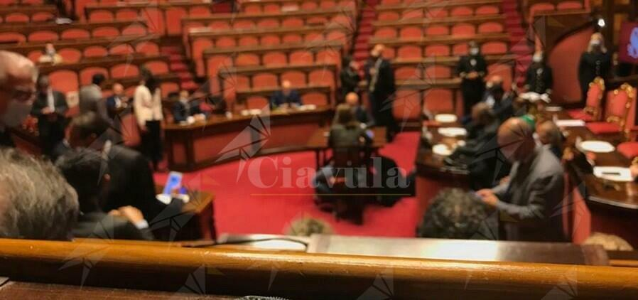 Lega e Fratelli d'Italia disertano il Parlamento