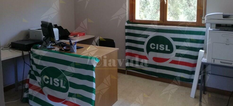 """Nuova sede Cisl a Palmi. Rosy Perrone: """"Sarà un presidio di prossimità"""""""