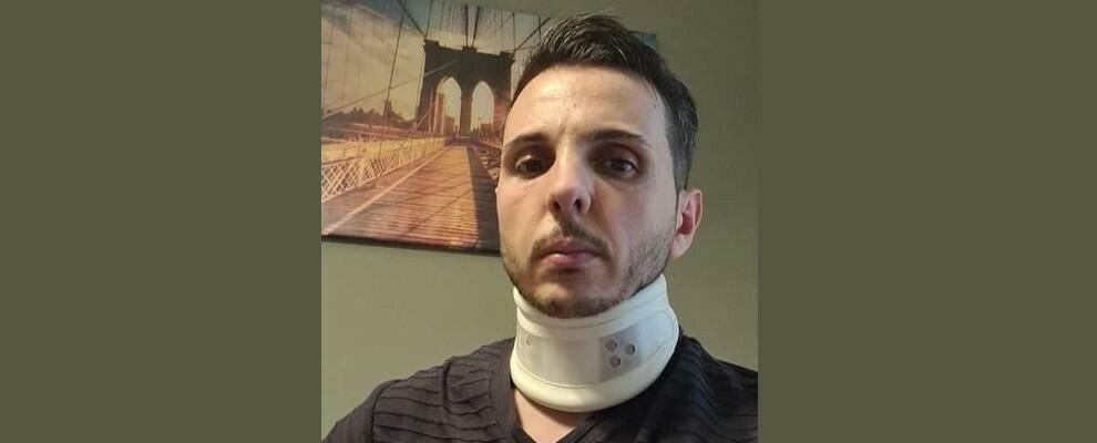 Picchiato a Milano poliziotto disabile originario di Locri