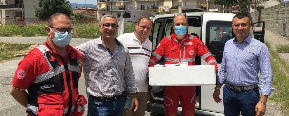 Solidarietà a Sant'Ilario dello Jonio, donati pasti alle famiglie in difficoltà