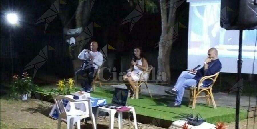 """Siderno: Nello Spataro e Rossella Cuconato protagonisti del quinto appuntamento con """"7 libri per 7 sere"""""""