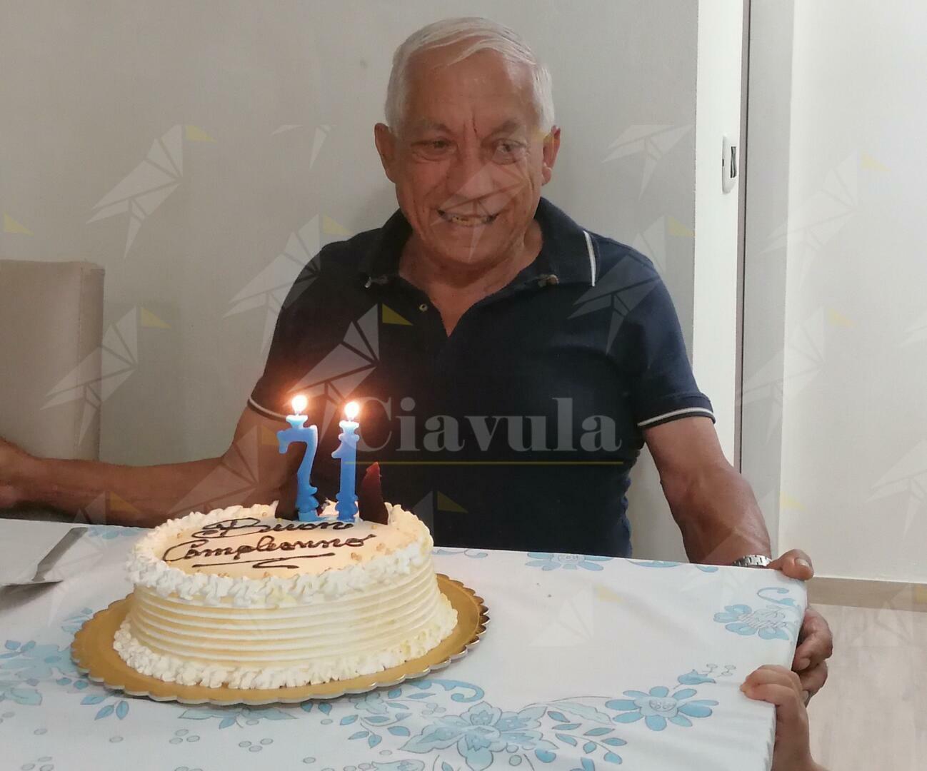 Buon compleanno Antonio!