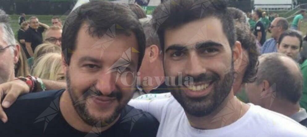 La Lega perde pezzi, si dimette in polemica il coordinatore giovani, il roccellese Carmine Bruno
