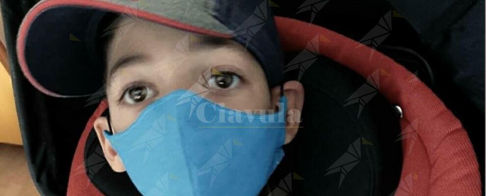 Pasqualino, il bambino guerriero di Monasterace al Policlinico Gemelli di Roma