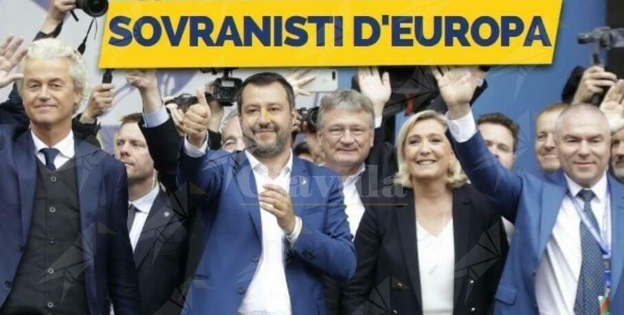 Tutti gli alleati di Salvini schierati contro l'Italia