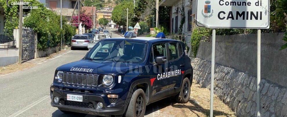 Incendiata l'auto di un avvocato a Camini, arrestato un riacese
