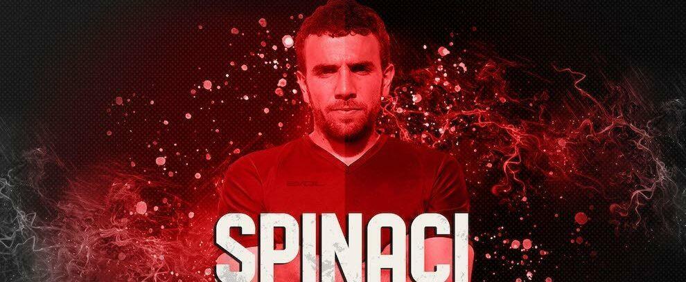 ASD San Luca: preso il centrocampista Renzo Spinaci