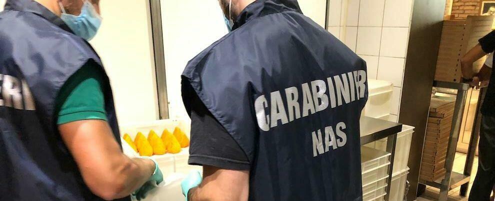 Sequestrati 12kg di prodotti di rosticceria privi di tracciabilità a Reggio Calabria